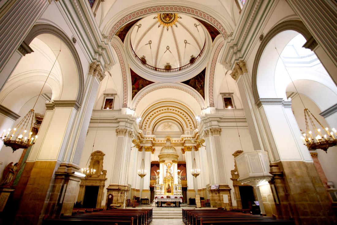 Parroquia Santa Maria en Oliva